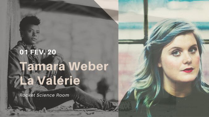 Tamara Weber La Valérie w letters